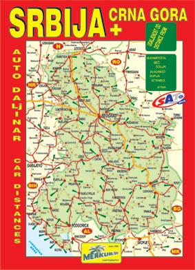 geografska karta srbije i crne gore Srbija Crna Gora geografska karta srbije i crne gore