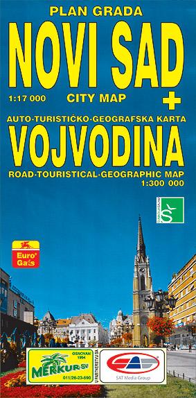 Novi Sad + Vojvodina